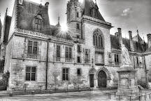 Palais Jacques-Coeur, Bourges, France