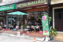 Lotus Massage, Bangkok, Thailand