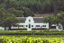 Rickety Bridge Winery, Franschhoek, South Africa
