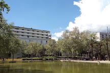 Jardines del Princep de Girona, Barcelona, Spain