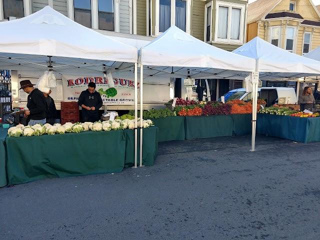 Clement Street Farmer's Market