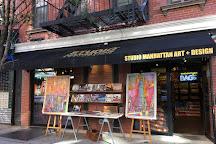 Studio Manhattan, New York City, United States