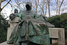 Anonymus Szobor (Anonymous' Statue), Budapest, Hungary