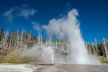 Grand Geyser, Yellowstone National Park, United States