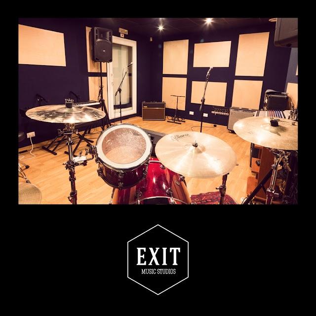 Exit Music Studios - Sala Prove e Studio di registrazione