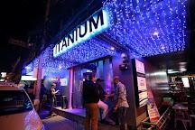 Titanium Bar, Bangkok, Thailand
