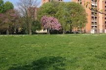 Parco di Villa Scheibler, Milan, Italy