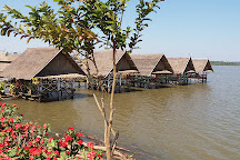 Bungva lake, Savannakhet, Laos