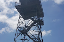 Rich Mountain Firetower, Mena, United States