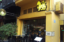 The Yellow Sub, Siem Reap, Cambodia