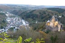Chateau de Vianden, Vianden, Luxembourg