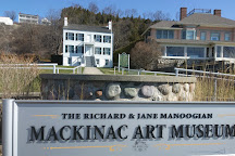 The Richard and Jane Manoogian Mackinac Art Museum, Mackinac Island, United States