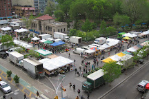 Union Square Green Market, New York City, United States