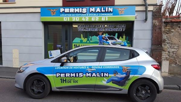 Permis Malin Evreux Location De Voiture Auto Ecole A Double Commande 33 1 30 42 62 61 2 Rue Auguste Delaune 27000 Evreux France