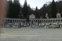Cimitero monumentale di Oropa, Oropa, Italy