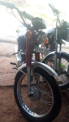 Dhanush Bike(two wheeler) Service Point ooty