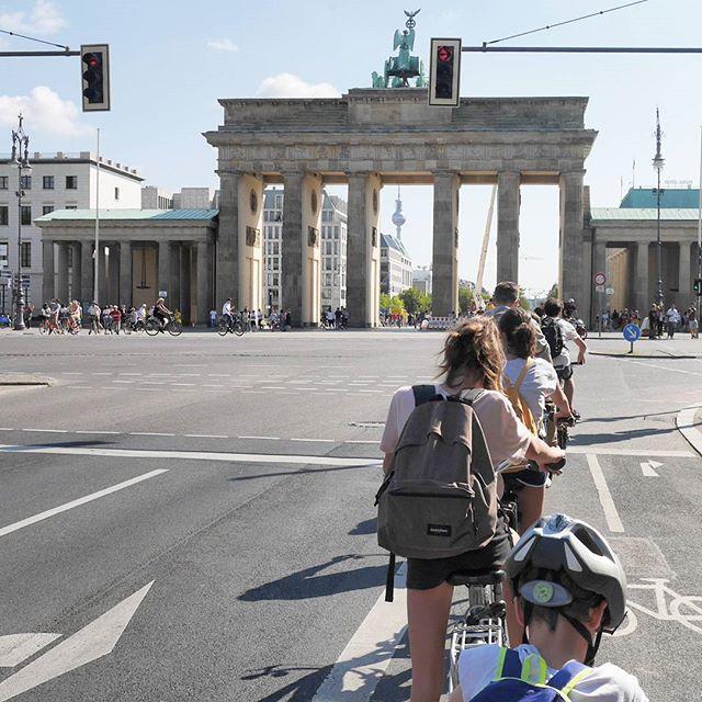 Découvrir Berlin - Visites Guidées à Vélo en Français