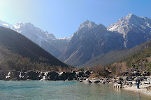 Yulong Snow Mountain Ski Area, Yulong County, China