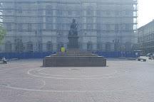 Monument of Nicolaus Copernicus, Warsaw, Poland