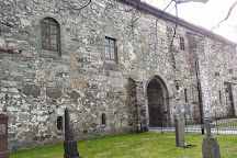 Erkebispegarden (Archbishop's Palace), Trondheim, Norway
