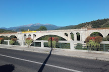 Pont du Diable, Ceret, France