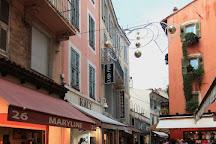 Rue Meynadier, Cannes, France