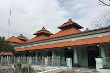 Ampel Mosque, Surabaya, Indonesia