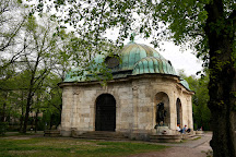 Hubertusbrunnen, Munich, Germany