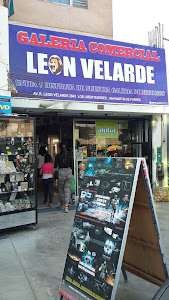 GALERIA LEON VELARDE 0
