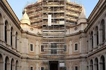 Chiesa di Sant'Ivo alla Sapienza, Rome, Italy