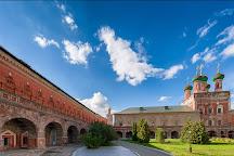 Vysoko-Petrovsky Monastery, Moscow, Russia