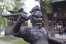Jinsi Temple, Taiyuan, China