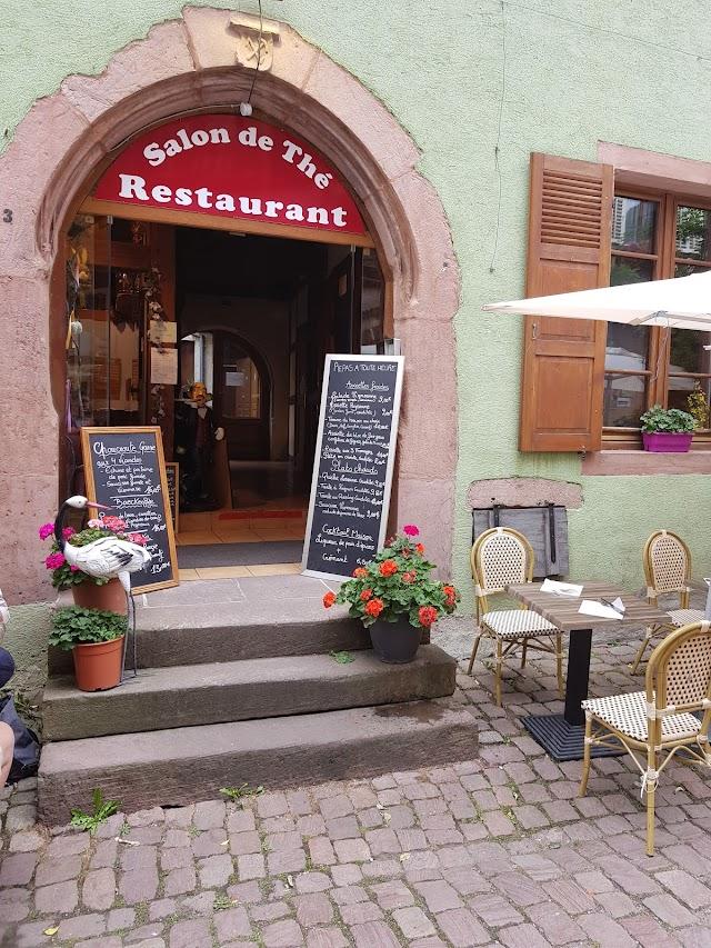 Salon de Thé Restaurant