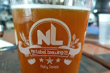 No Label Brewing Co., Katy, United States