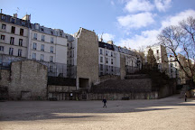 Arenes de Lutece, Paris, France