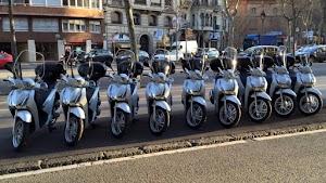 Rent Scooter - El renting flexible de motos para empresas