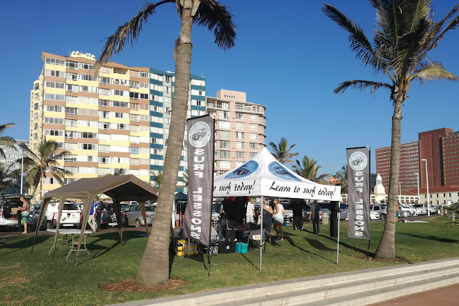 Visit Living The Dream Surf School on your trip to Durban