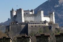 Freibad Leopoldskron, Salzburg, Austria