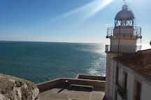 Faro de Peniscola, Peniscola, Spain