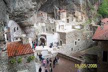 Soumela Monastery, Trabzon, Turkey
