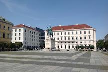 Funf Hofe (Five Courts), Munich, Germany