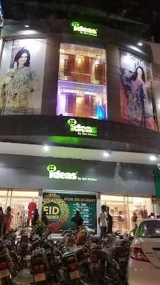 Ideas By Gul Ahmed karachi Shop 5 & 6 Bahadur Shah Zafar Road