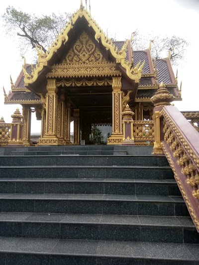 Chao Por Lak Muang Shrine