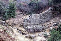 Goshogatani Kogoishi Stone Fort, Yukuhashi, Japan