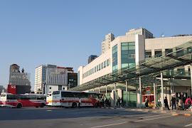Автобусная станция   Busan Sasang Bus Terminal