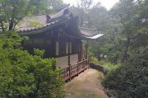 Gilsangsa Shrine, Seoul, South Korea