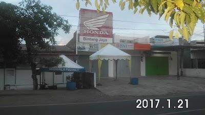 Honda Bintang Jaya