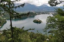 Lake Bled, Bled, Slovenia