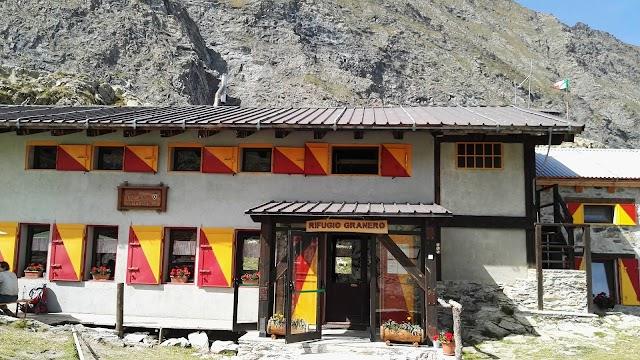 Rifugio battaglione Alpini Monte Granero