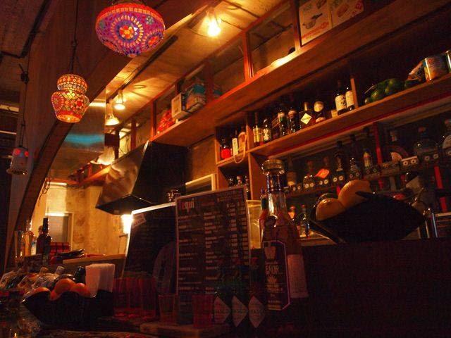 サイドビーバー Side B Bar